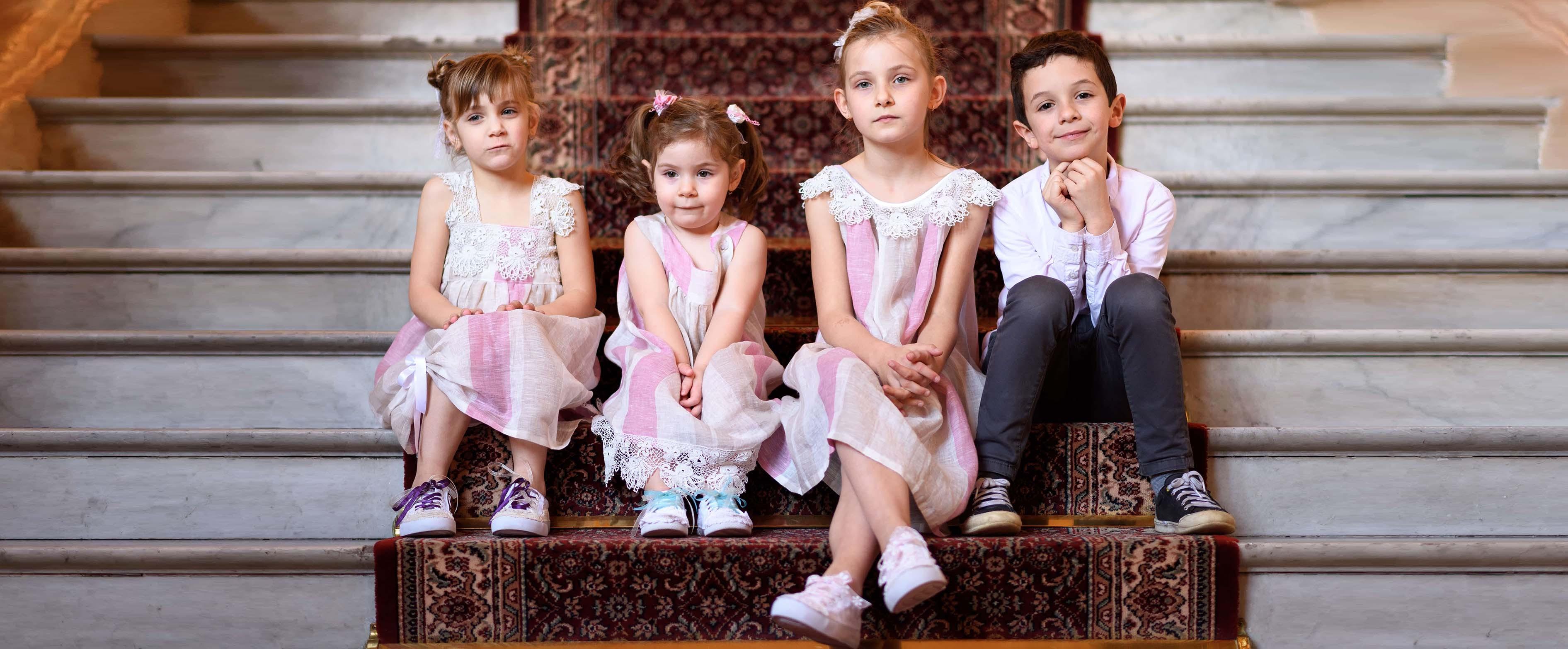 Cérémonie enfants
